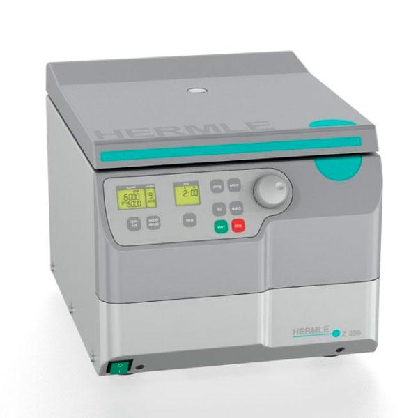 Centrifugadora para laboratorio Z-306