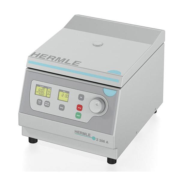 Centrifugadora para laboratorio compacta Z 206 A